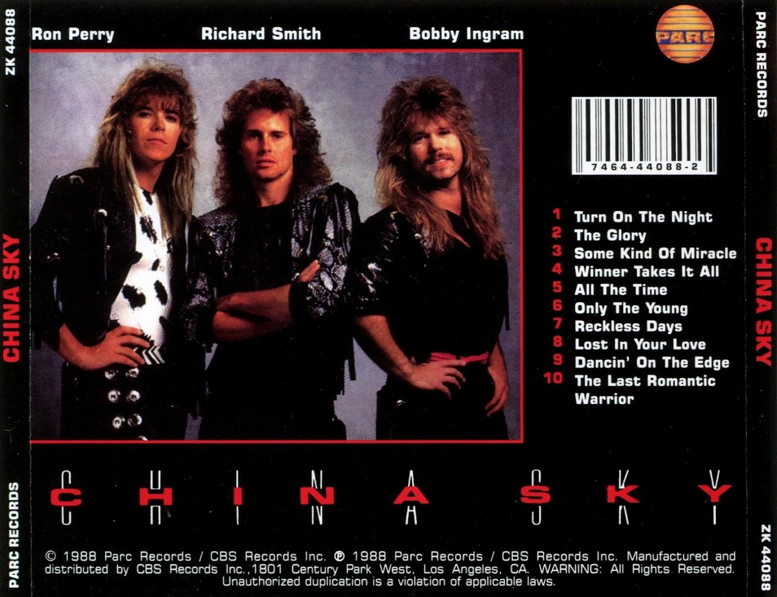 Fastway Trick Or Treat Original Music Score